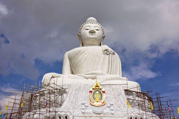 Big Buddha Khao Nakkerd
