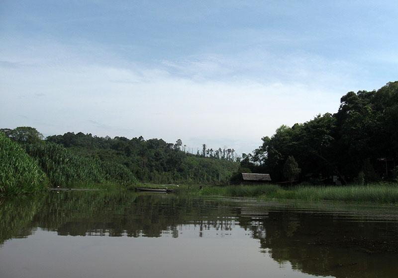 Chini Lake