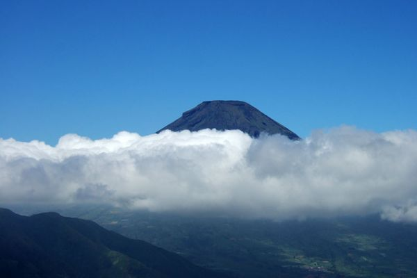 Dieng Volcanic Complex