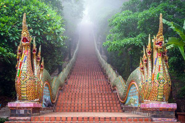 Doi Suthep - Doi Pui National Park