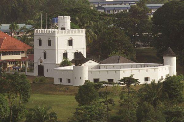 Fort Margherita Kuching