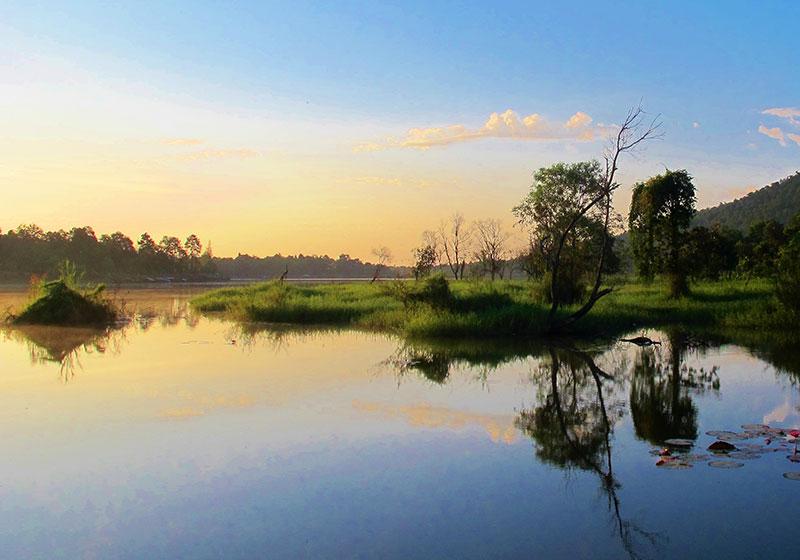 Huay Tung Thao Lake