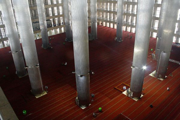 Istiqlal Mosque : Jakarta, Indonesia