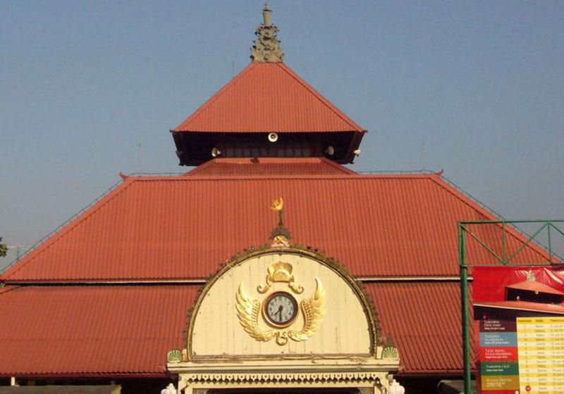 Kauman Great Mosque