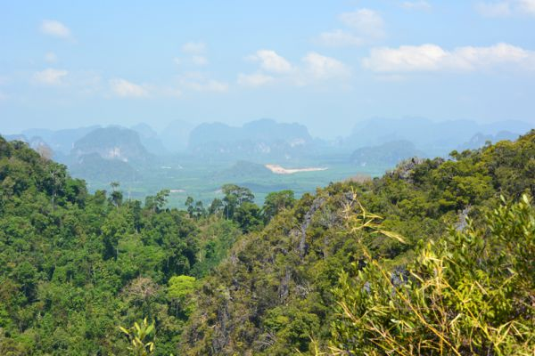 Khao Phanom Bencha National Park
