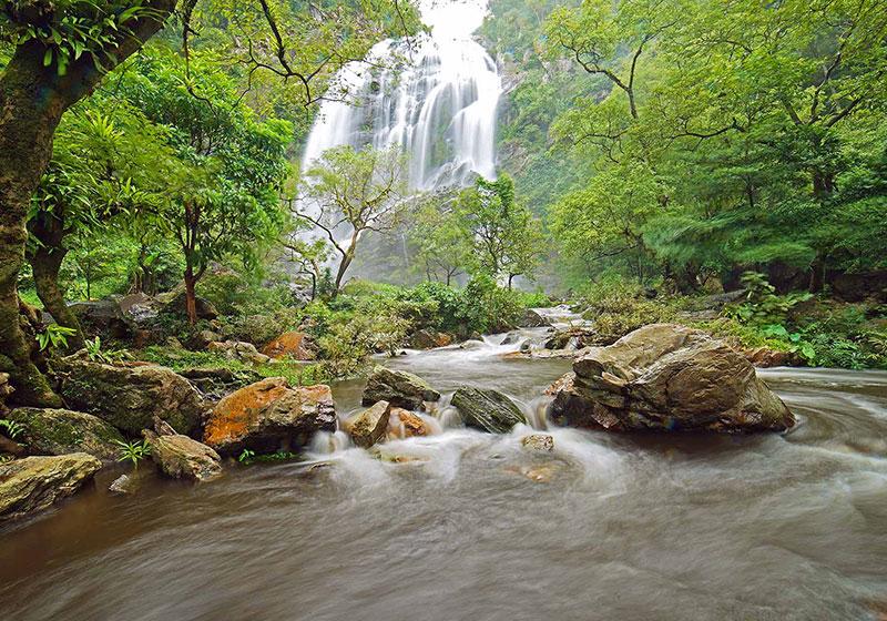 Khlong Lan National Park