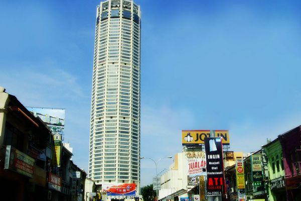 Komtar Tower