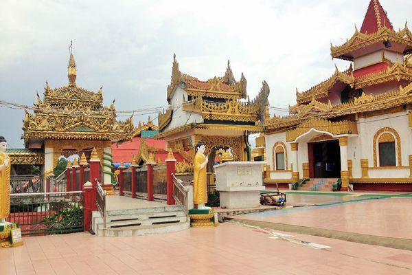Kyaik Than Lan Pagoda