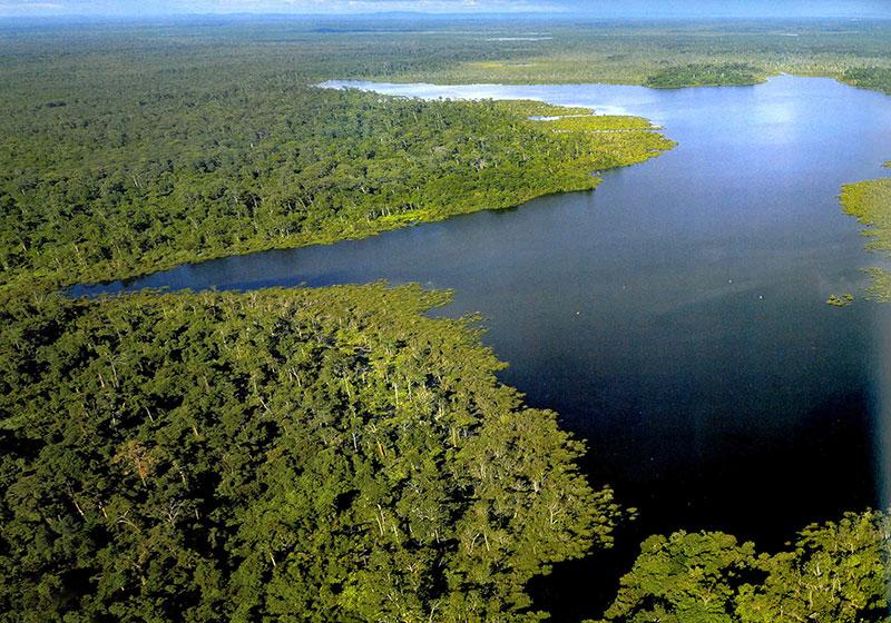 Loagan Bunut National Park