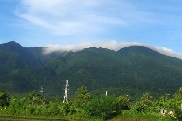 Malinao Volcano