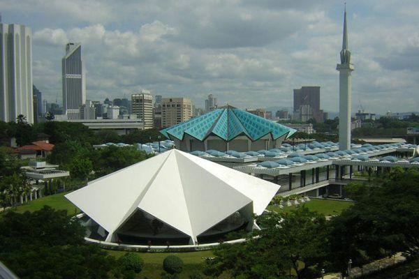 Masjid Negara National Mosque