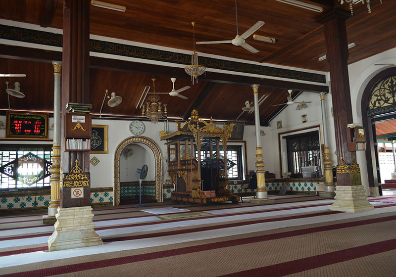 Masjid Tengkera
