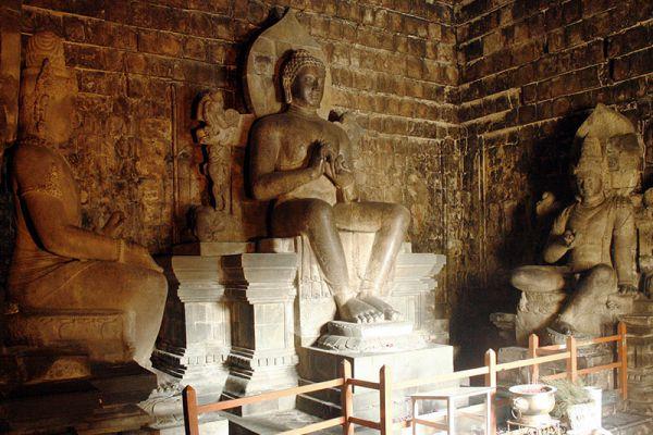 Mendut Temple & Monastery