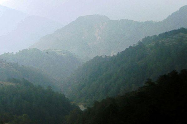 Mount Data National Park