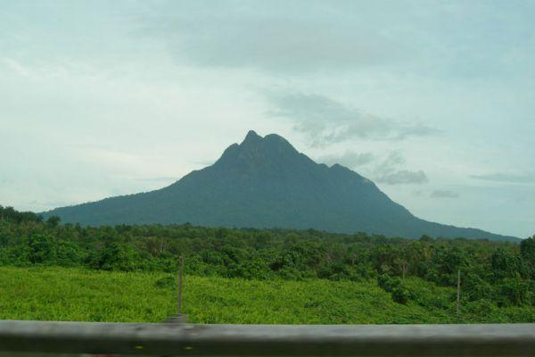 Mount Santubong Kuching
