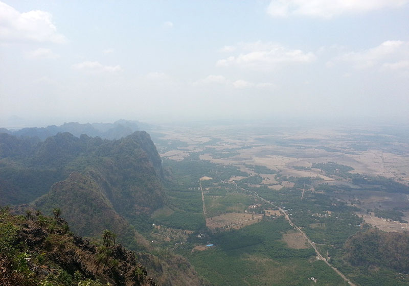 Mount Zwegabin