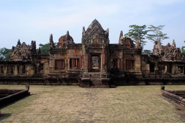 Mueang Tam Stone Sanctuary