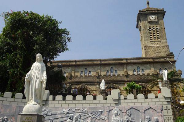 Nha Thrang Cathedral