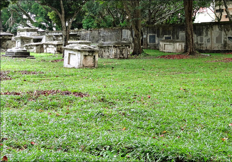Old Colonial Protestant Cemetery