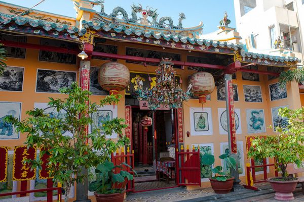 Ong Temple