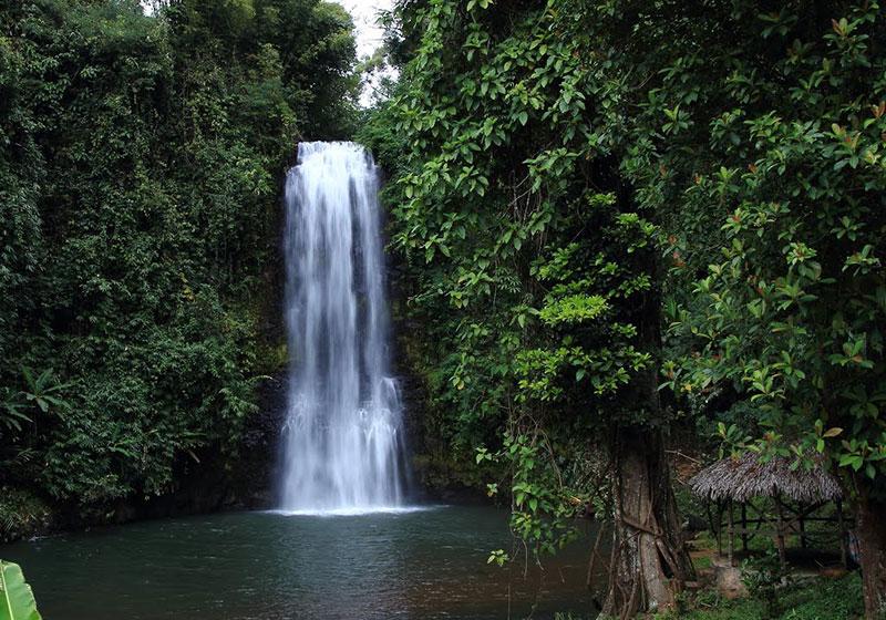 Pa Sy Waterfall