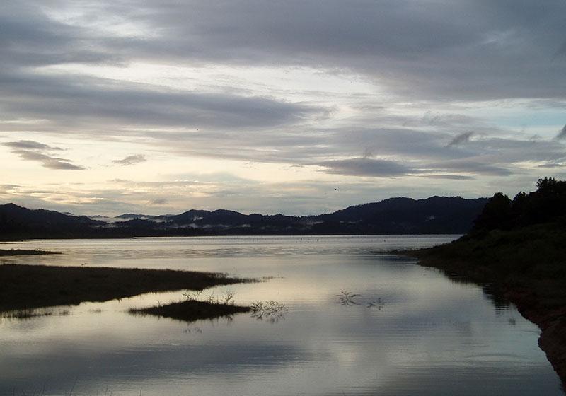 Pedu Lake
