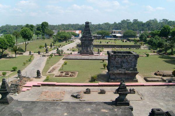 Penataran Hindu Temple Complex