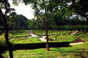 Perdana Botanical Gardens (Lake Gardens)