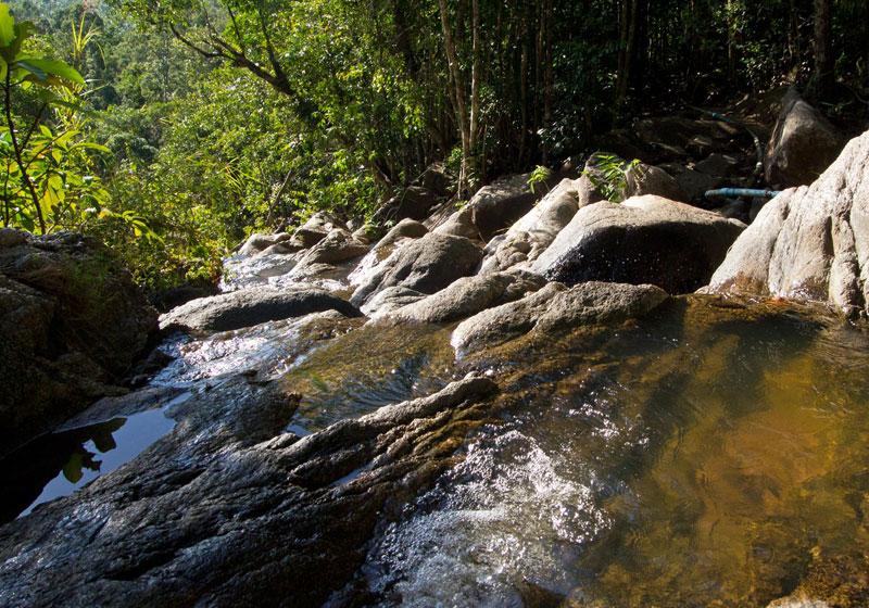 Phaeng Waterfall Koh Phangan