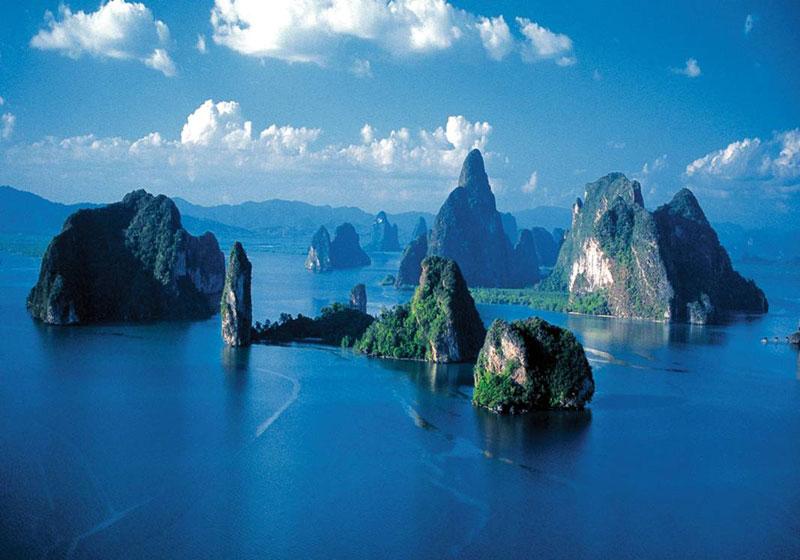 Phang Nga Bay National Park