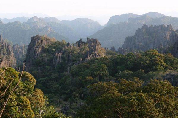Phou Hin Poun National Biodiversity Conservation Area