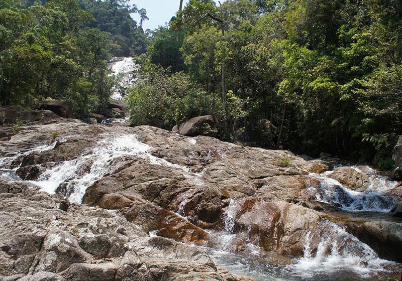 Phraiwan Waterfall