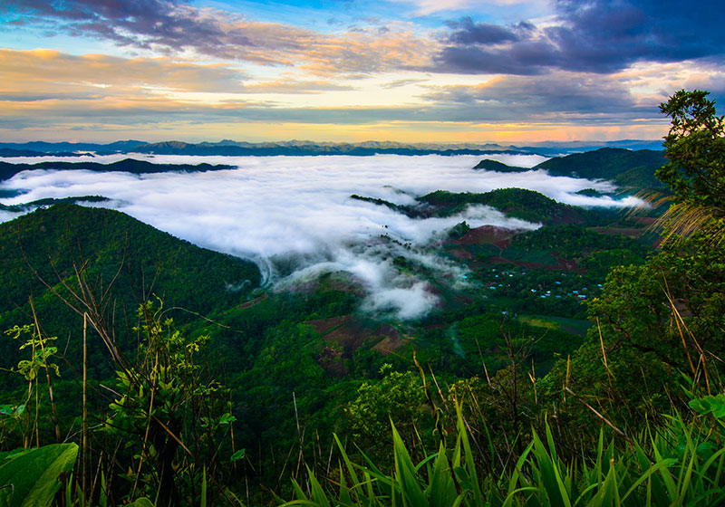 Phu Toei National Park