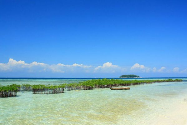 Pramuka Island