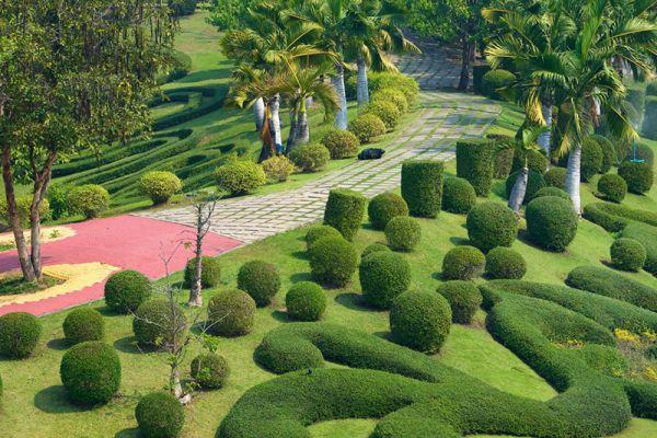 Ratchaphruek Garden