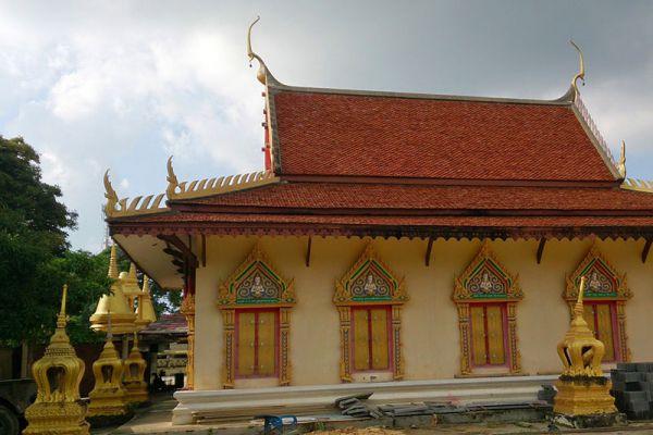 Ratchathammaram Temple (Wat Sila Ngu)