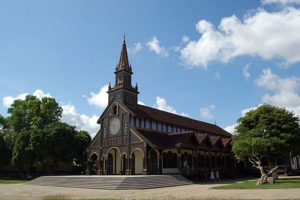 Roman Catholic Diocese Cathedral
