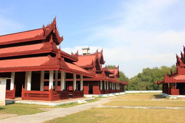 Royal Mandalay Palace