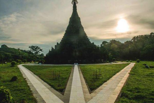 Sakya Man Aung Pagoda