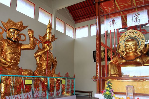 Sam Poh Buddhist Temple
