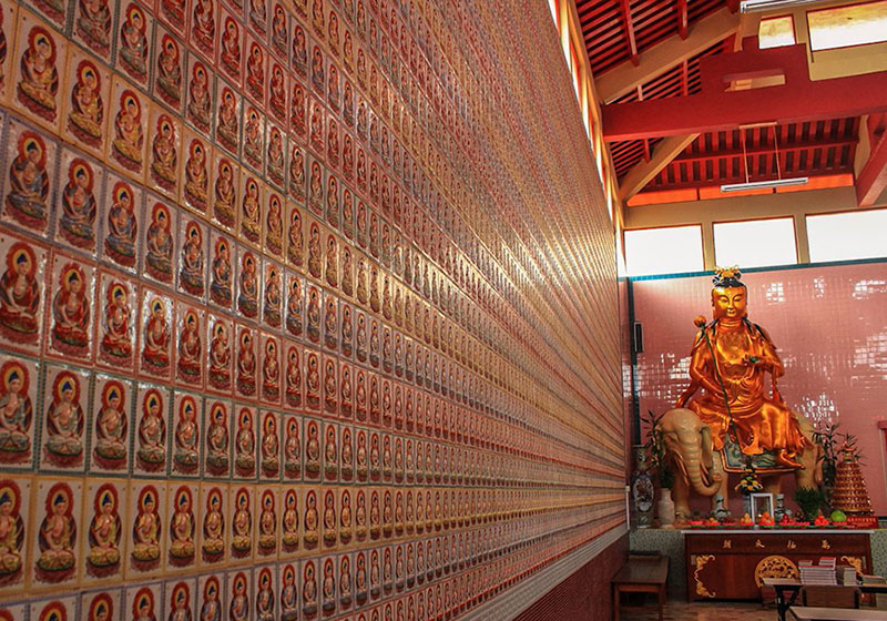 Sam Poh Buddhist Temple