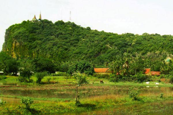 Sampeou Mountain
