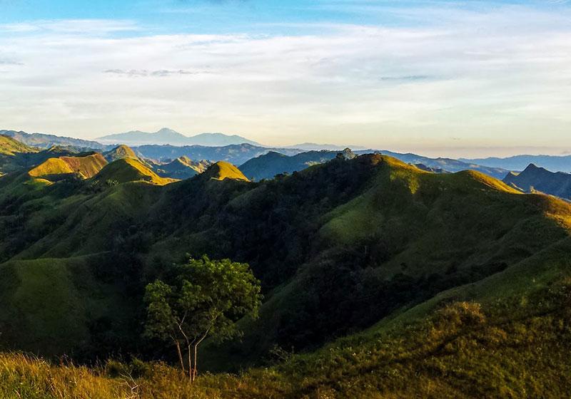Sanchez Peak Balakayo Mountain