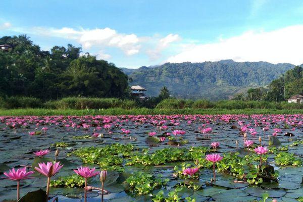 Sebu Lake