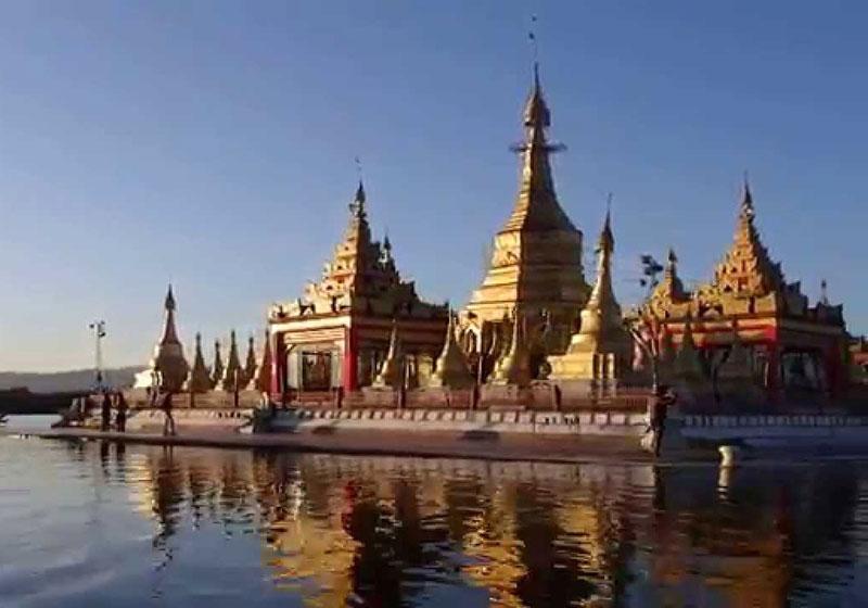 Shwe Myitzu Pagoda (Mohnyin)