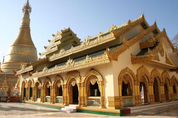 Shwemokhtaw Pagoda