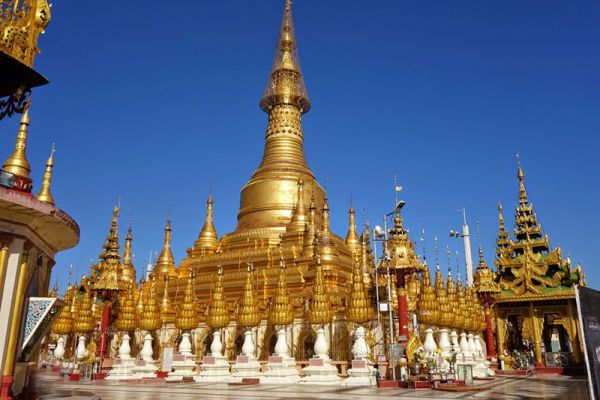 Shwesandaw Pagoda