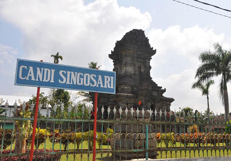 Singasari Temple