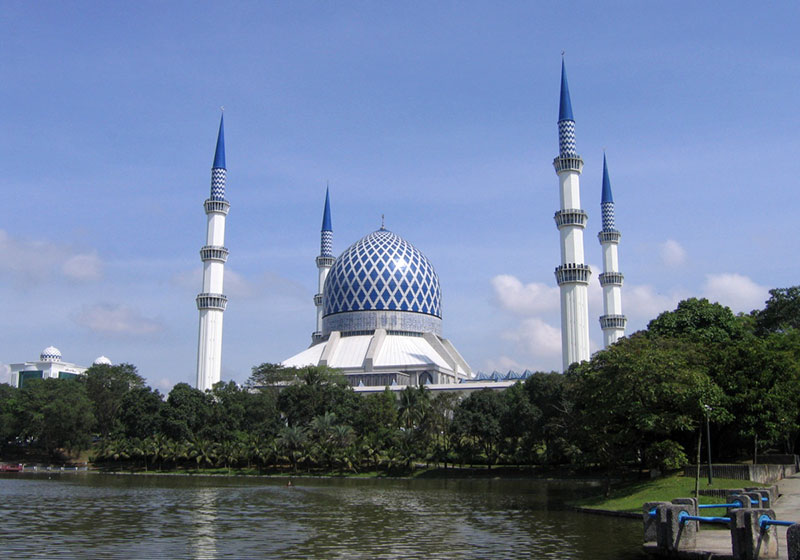 Sultan Ahmad Shah State Mosque