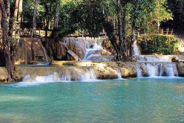 Tat Sae Waterfalls